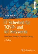 IT-Sicherheit für TCP/IP- und IoT-Netzwerke, 2. Aufl.