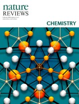 Nature Reviews Chemistry cover