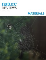 Nature Reviews Materials cover