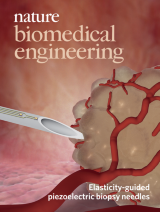 Nature Biomedical Engineering cover