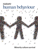Nature Human Behaviour cover