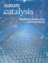 Nature Catalysis cover