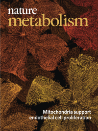Nature Metabolism cover
