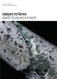 Nature Reviews Earth & Environment