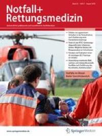 Die Versorgung und Reanimation des Neugeborenen | SpringerLink