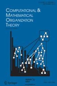 Self-organization and social science   SpringerLink