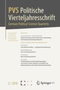 Mehr Engagement der Politikwissenschaft in der Anthropozn-Debatte ...