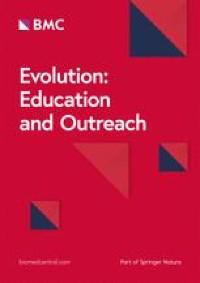 evolution-outreach.biomedcentral.com