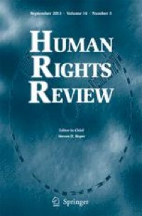 When Rights Enter the CSR Field: British Firms' Engagement with ...