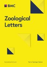 zoologicalletters.biomedcentral.com