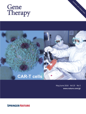 Volume 25 Issue 3 Search Gene Therapy
