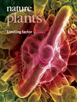 Nature Plantsの表紙