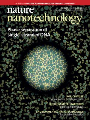 Nat. Nanotechnol.