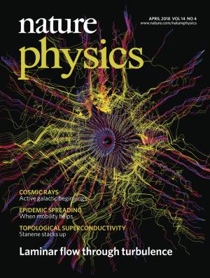Nature Physicsの表紙