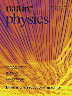Volume 15 Issue 5 Contents Subscribe Search Nature Physics