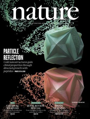 Nature 今週号の表紙
