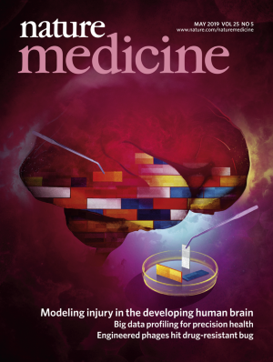 Volume 25 Issue 5 Contents Subscribe Search Nature Medicine