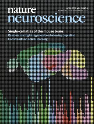 Nature Neuroscienceの表紙