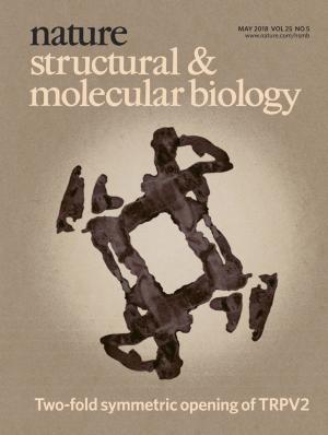 Nature Structural & Molecular Biologyの表紙