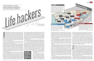 Garage biotech: Life hackers | Nature