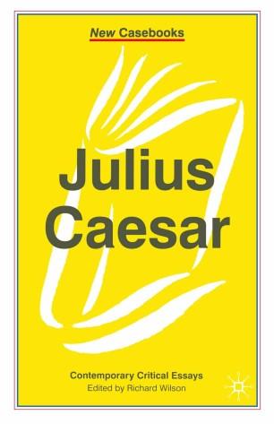 Julius Caesar : William Shakespeare