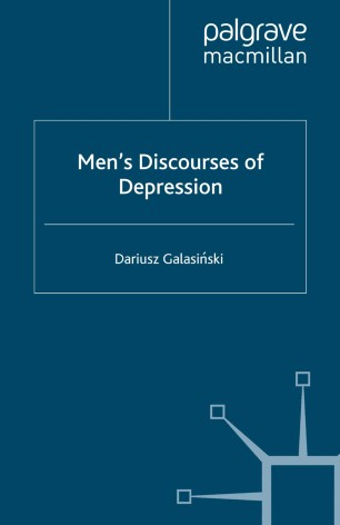 Male depression: Understanding the issues