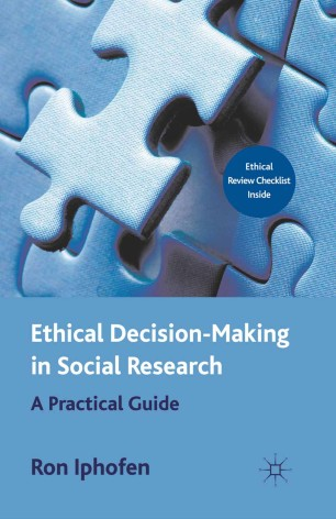 Ethical Decision-Making in Social Research