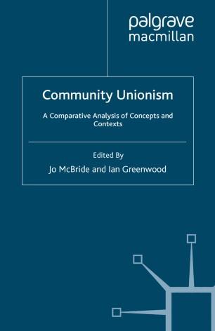 Community Unionism