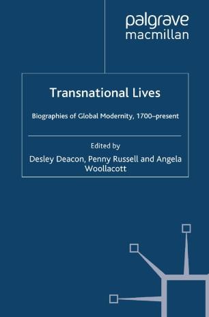 Transnational Lives Springerlink border=