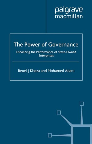 Enhancing the Performance of State-Owned Enterprises