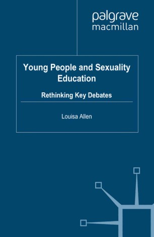 Young People and Sexuality Education