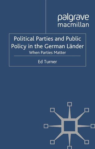 Political Parties and Public Policy in the German Länder