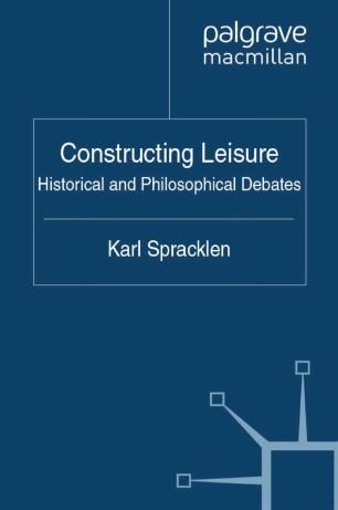 Constructing Leisure