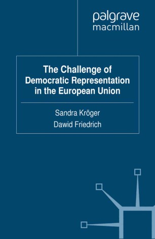 The Challenge of Democratic Representation in the European Union