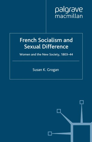 French Socialism and Sexual Difference