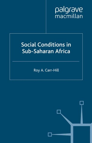 Social Conditions in Sub-Saharan Africa