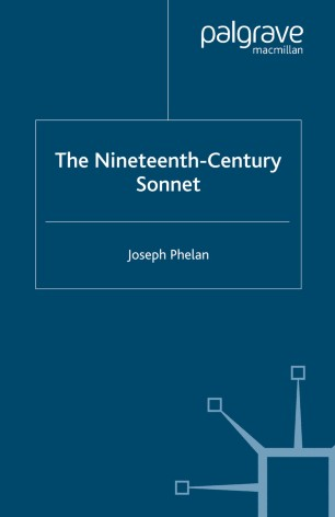 The Nineteenth-Century Sonnet