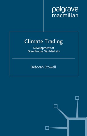 Climate Trading