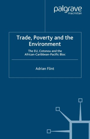 Trade, Poverty and the Environment