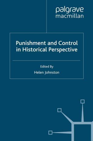 Punishment and Control in Historical Perspective