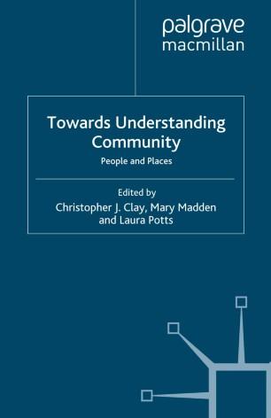 Towards Understanding Community