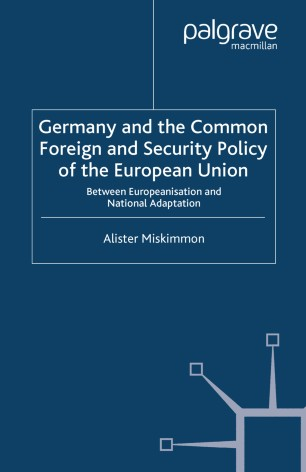 Germany and the Common Foreign and Security Policy of the European Union