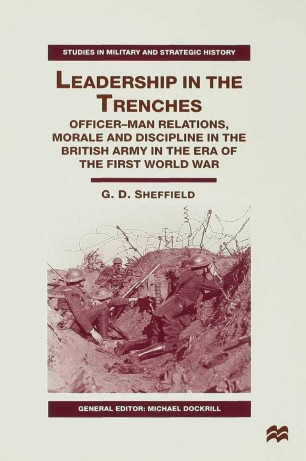 Leadership In The Trenches Springerlink