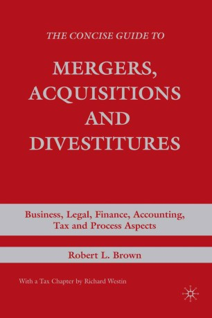 Mergers, Acquisitions and Divestitures