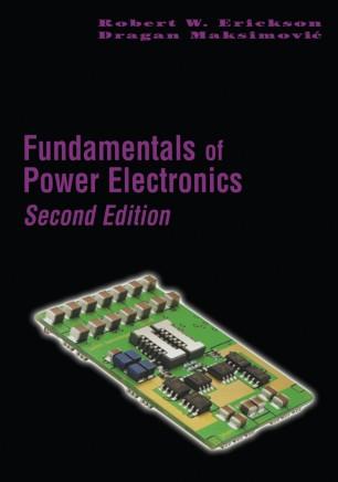 Fundamentals of Power Electronics | SpringerLink