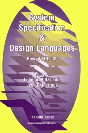 System Specification & Design Languages | SpringerLink