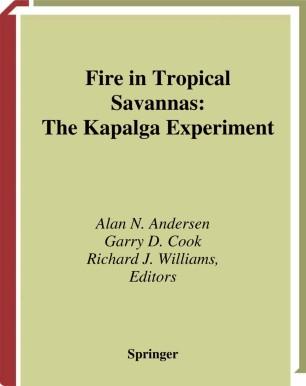 Fire in Tropical Savannas