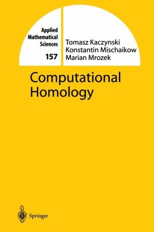 Computational Homology   SpringerLink