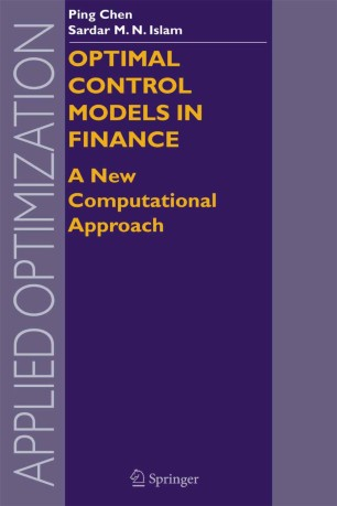Optimal Control Models In Finance Springerlink border=