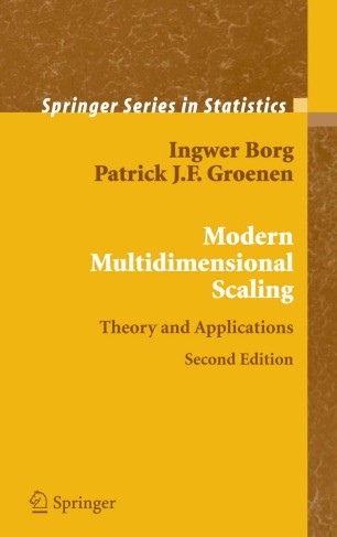 Modern Multidimensional Scaling | SpringerLink